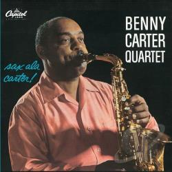 Carter, Benny - Sax ala Carter! CD Cover Art