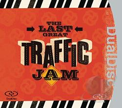 Traffic - Last Great Traffic Jam CD Cover Art