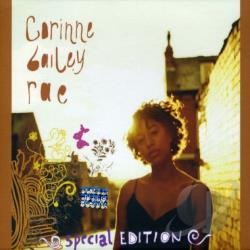 Rae, Corinne Bailey - Corinne Bailey Rae CD Cover Art