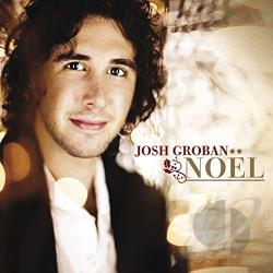 Groban, Josh - Noel CD Cover Art