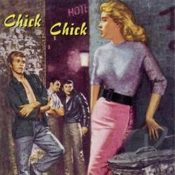 Chick Chick CD Cover Art