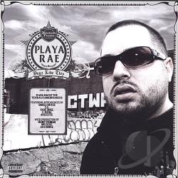 Playa Rae - Dayz Like This CD Cover Art