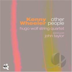 Wheeler, Kenny - Other People CD Cover Art