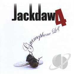Jackdaw 4 - Gramophone Logic CD Cover Art