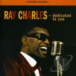 Charles, Ray - Dedicated to You/Genius Sings the Blues CD Cover Art