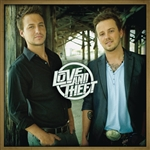Love and Theft - Love and Theft CD Cover Art