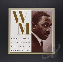 Montgomery, Wes - Complete Riverside Recordings CD Cover Art