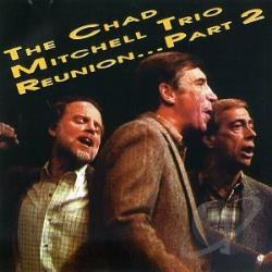 Mitchell, Chad Trio - Reunion, Part 2 CD Cover Art