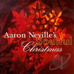 Neville, Aaron - Aaron Neville's Soulful Christmas CD Cover Art