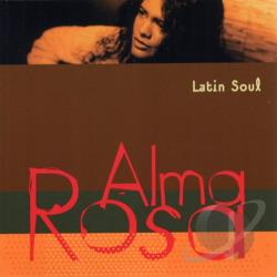 Rosa, Alma - Latin Soul CD Cover Art