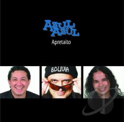Azul Azul - Apretaito CD Cover Art