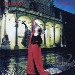 Mina - Cremona CD Cover Art