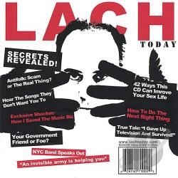 Lach - Today CD Cover Art