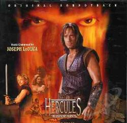 Hercules The Legendary Journey - Vol. 3 - TV Soundtrack CD Cover Art
