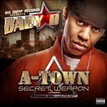 Baby D - A-Town Secret Weapon CD Cover Art
