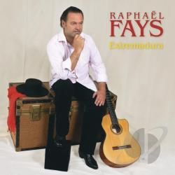 Fays, Raphael - Extremadura CD Cover Art