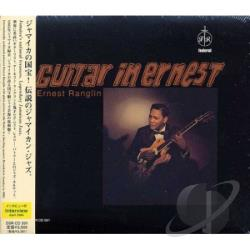 Ranglin, Ernest - Guitar In Ernest CD Cover Art