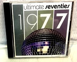 Ultimate Seventies: 1977 CD Cover Art
