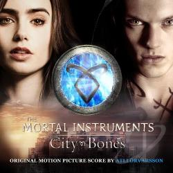 Orvarsson, Atli - Mortal Instruments: City of Bones CD Cover Art