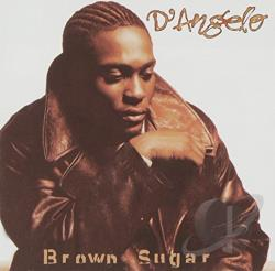 D'Angelo - Brown Sugar CD Cover Art