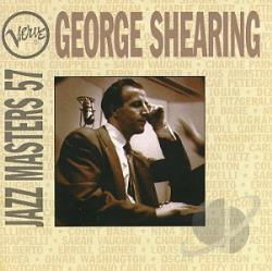 Shearing, George - Verve Jazz Masters 57 CD Cover Art