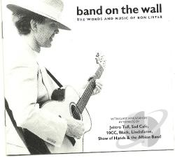 Lister, Ron - Band On The Wall CD Cover Art