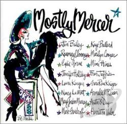 Mostly Mercer CD Cover Art