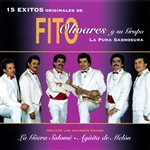 Olivares, Fito - 15 Exitos Originales CD Cover Art