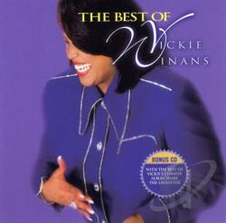 Winans, Vickie - Best of Vickie Winans CD Cover Art