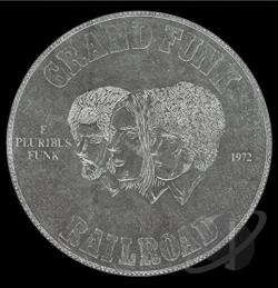Grand Funk Railroad - E Pluribus Funk CD Cover Art