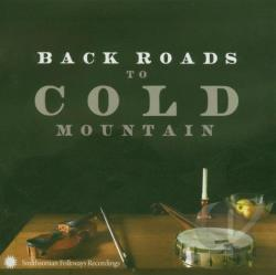 Back Roads to Cold Mountain CD Cover Art
