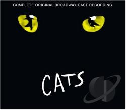 Webber, Andrew Lloyd - Cats CD Cover Art