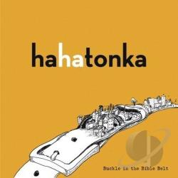 Ha Ha Tonka - Buckle in the Bible Belt CD Cover Art