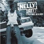 Nelly - Grillz LP Cover Art