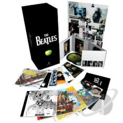 Beatles - Beatles: Stereo Box Set CD Cover Art