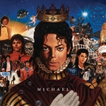 Jackson, Michael - Michael CD Cover Art