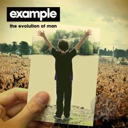 Example - Evolution of Man CD Cover Art
