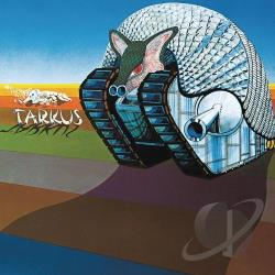 Emerson, Lake, And Palmer - Tarkus CD Cover Art