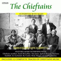 Chieftains - Chieftains: Authorized Biography CD Cover Art
