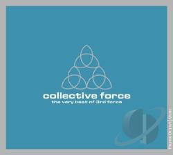 3rd Force - Collective Force CD Cover Art