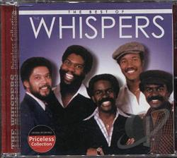 Whispers - Best of the Whispers CD Cover Art