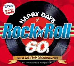 Happy Days Of Rock 'N' Roll 60S CD Cover Art