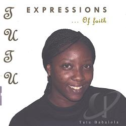 Babalola, Tutu - Expressions CD Cover Art