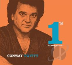 Twitty, Conway - Number 1's CD Cover Art