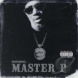Master P - Featuring...Master P CD Cover Art