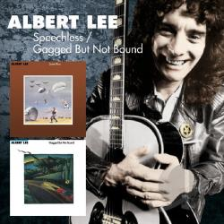 Lee, Albert - Speechless/Gagged But Not Bound CD Cover Art
