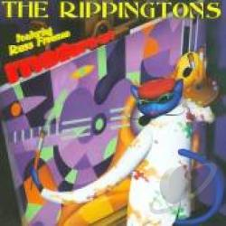 Rippingtons - Modern Art CD Cover Art