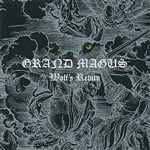 Grand Magus - Wolf's Return CD Cover Art