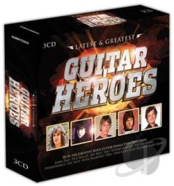 Latest & Greatest Guitar Heroes CD Cover Art