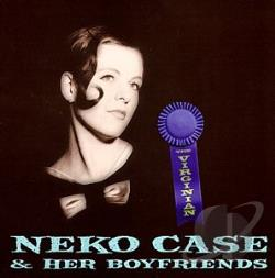 Case, Neko - Virginian CD Cover Art